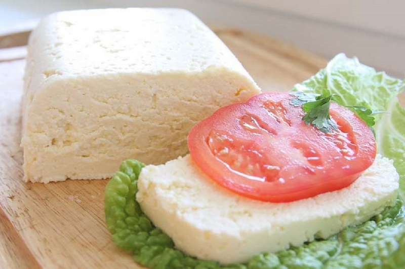 Сыр домашний 100 гр.