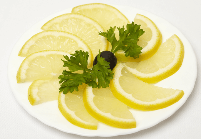 Лимон 50 гр.