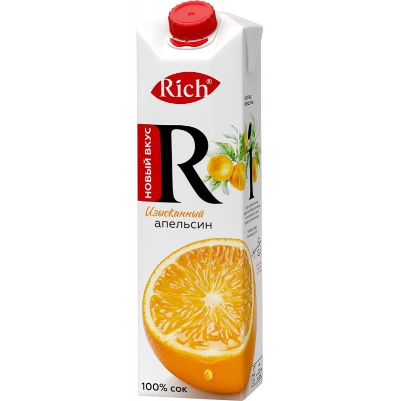 Сок Рич ( апельсин )