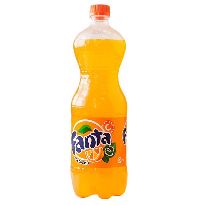 Фанта 1 литр