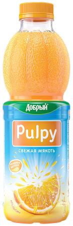 "Сок «pulpy"" 0,9 л"