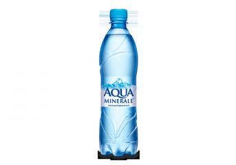 Аква Минерале негазированная 0,6л.
