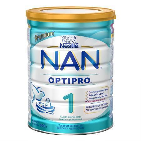 Смесь Nestle NAN 1 800г с 0месяцев