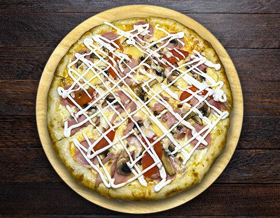Шеф-пицца 35см