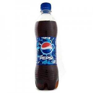 Пепси 0.6л.