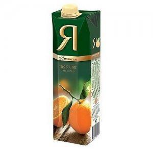 Сок апельсиновый Я