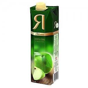 Сок Яблочный Я