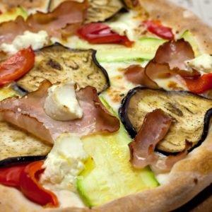 Пицца Меланзане Пикант