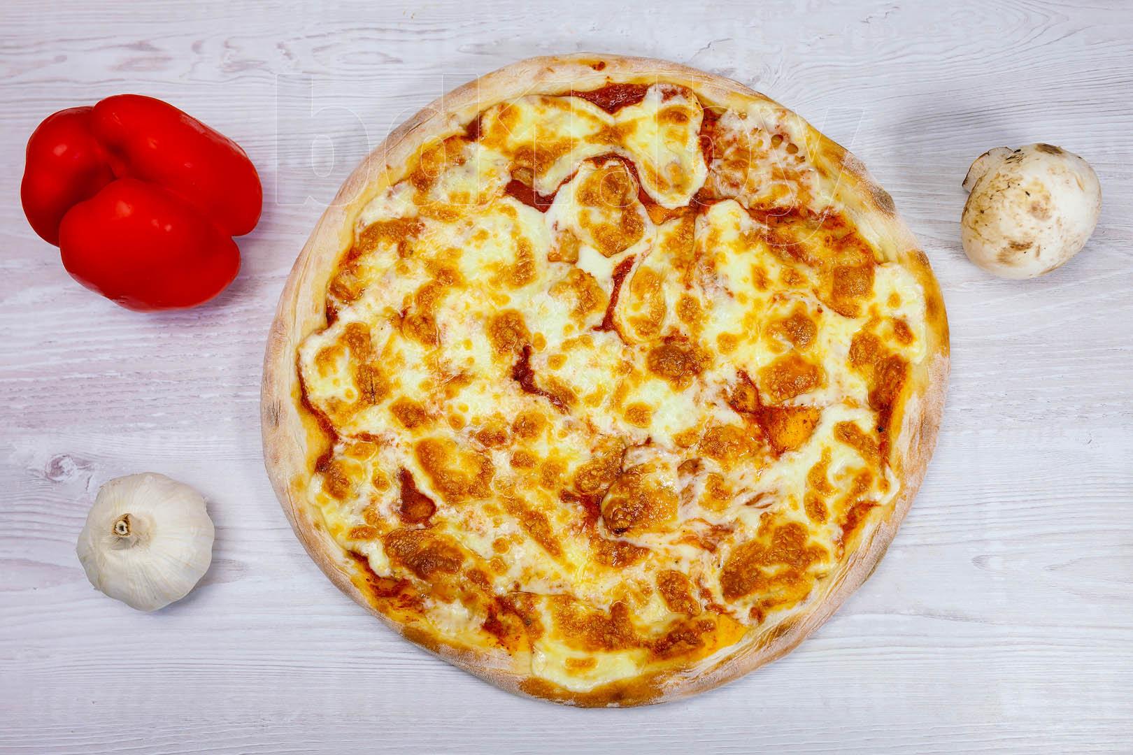 Пицца Сырная NEW