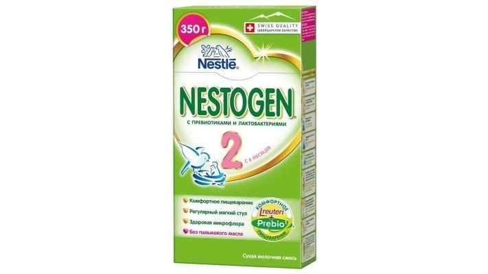 Детское молочко [Nestogen 2 с 6 месяцев, 350 г, 1 шт.]