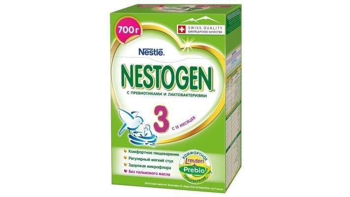 Детское молочко [Nestogen 3 с 12 месяцев, 700 г, 1 шт.]