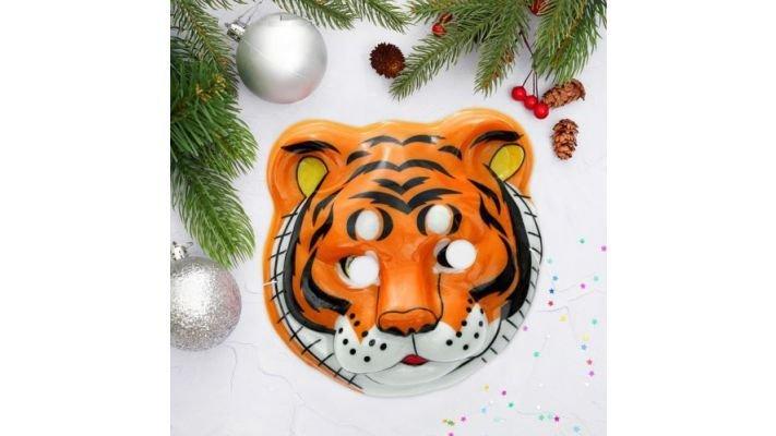 Маска [Тигр]