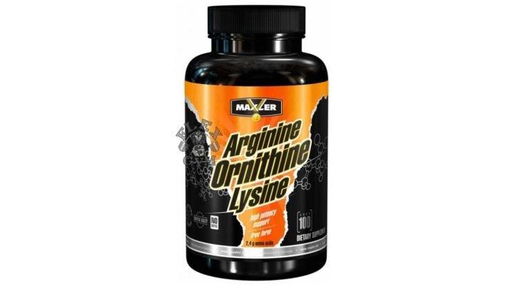 Arginine-Ornithine-Lysine [Maxler]