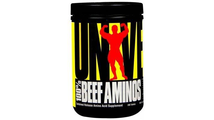 100% Beef Aminos [Universal Nutrition]