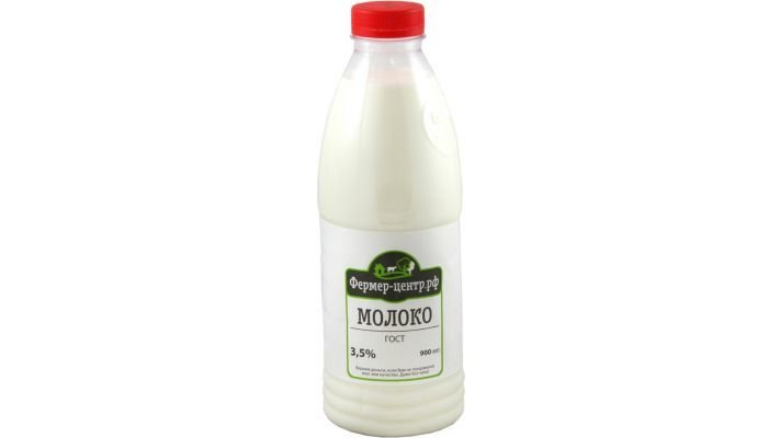 Молоко [3.5% 0.9 л.]