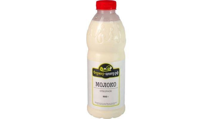 Молоко [отборное, 3.4%-6% 900 гр.]