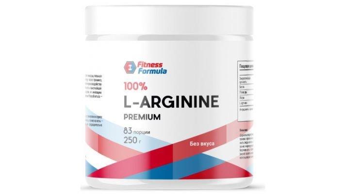 Fitness Formula [100% L-Arginine]
