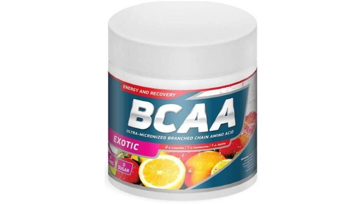 Geneticlab BCAA 2:1:1 powder