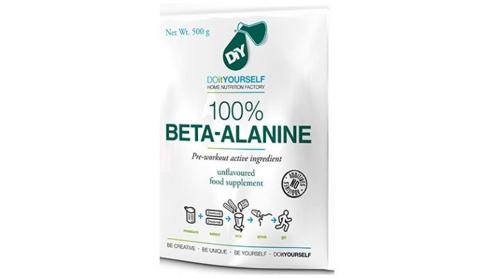 DIY Nutrition Beta Alanine