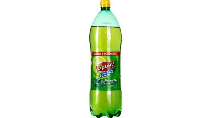 Чай Липтон [зелёный/1 л]