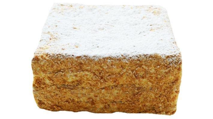 Торт [Слоеный с кремом]