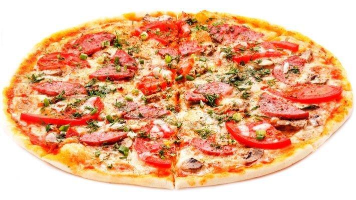 Пицца [Для гостей, 310 гр.]