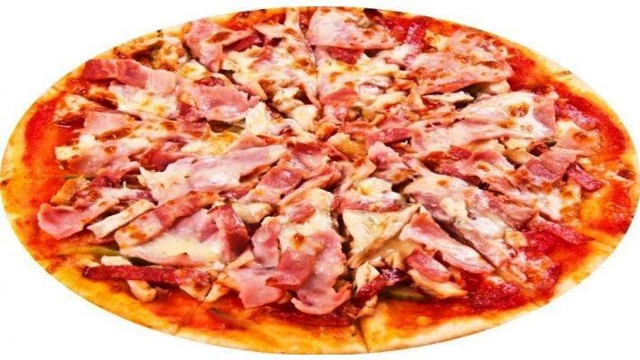 Пицца [Тосканская, 360 гр.]