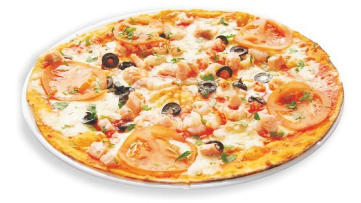 Пицца [Сальмоне, 325 гр.]