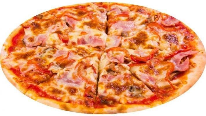 Пицца [Полоэ-панчеттэ, 330 гр.]
