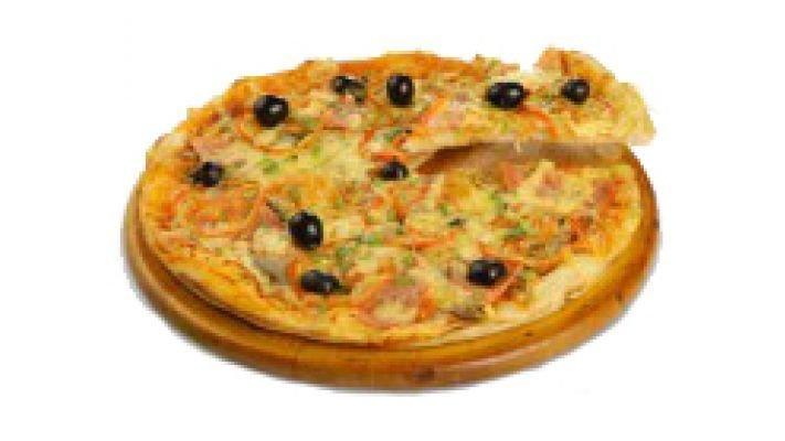 Пицца [Фруте ди-маре, 330 гр.]