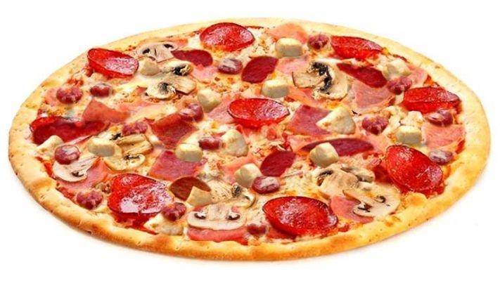 Пицца [Палермо, 380 гр.]