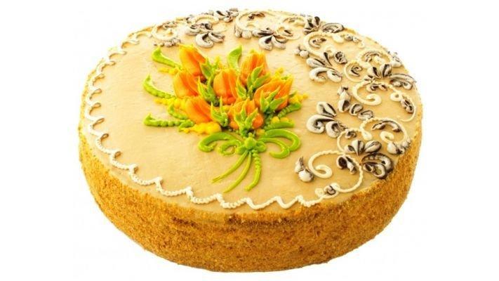 Торт [Рыжик]