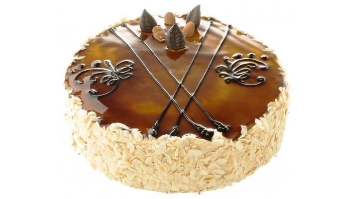 Торт [Миндальный]