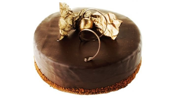 Торт [шоколадный Эрл Грей]