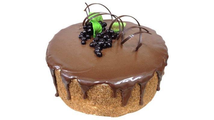 Торт [Черемуховый]