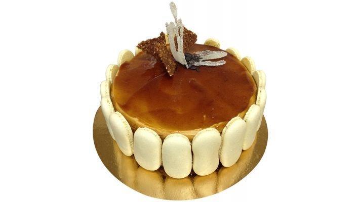 Торт [Карамельный]