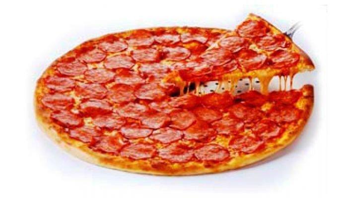 Пицца [Пепперони, 1 кусок]