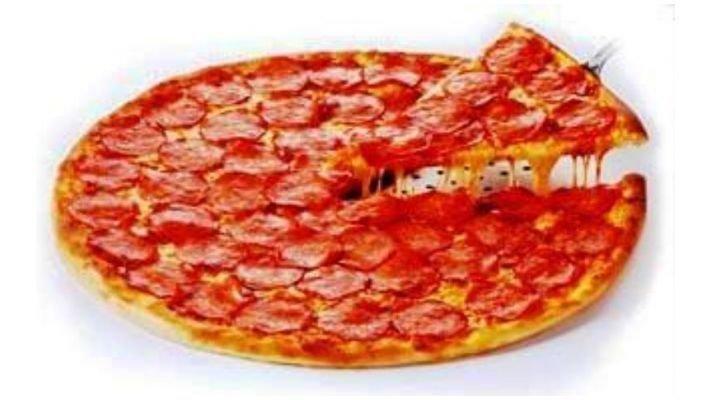 Пицца [Пепперони, 44 см.]