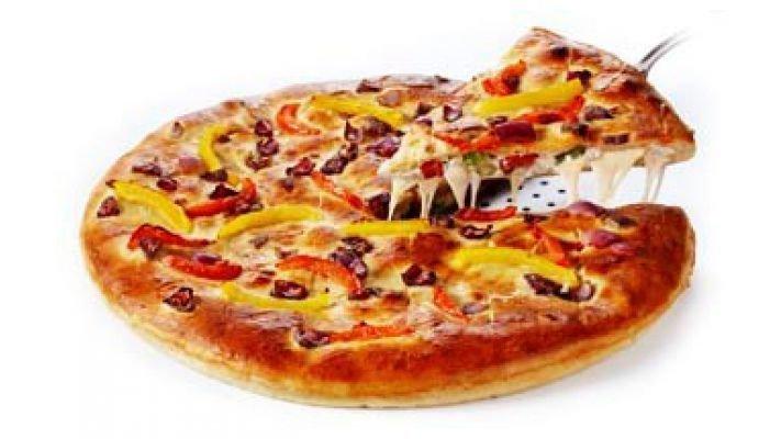 Пицца Закрыта [курица с брокколи, 44 см.]