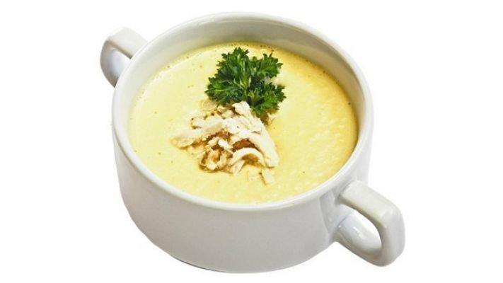 Крем-суп [куриный]