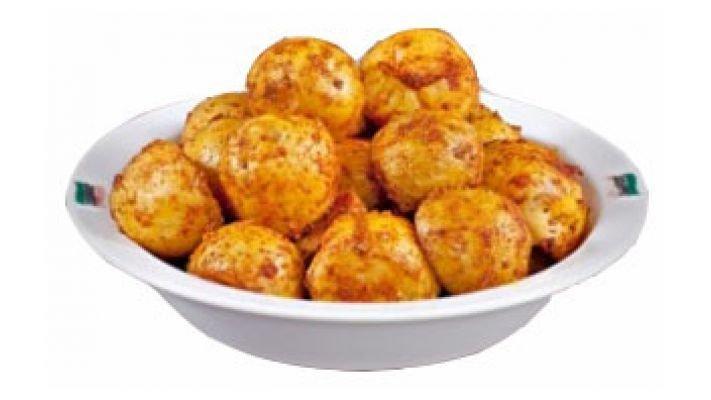 Картофель [печеный, 100 гр.]