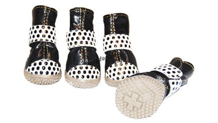 Ботинки [для собак на грязь X-019]