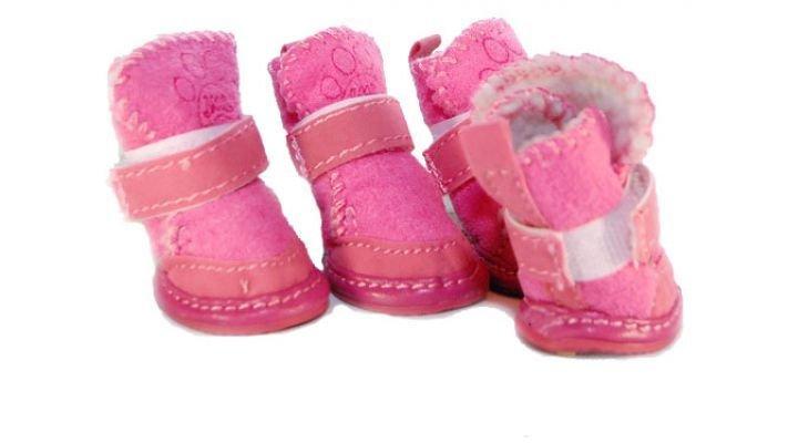Мягкая обувь [для собак]