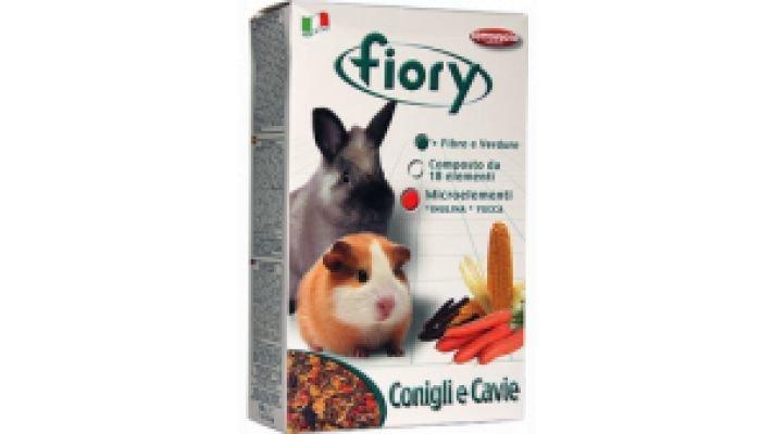 Корм [для морских свинок и кроликов FIORY Conigli e cavie, 850 гр.]