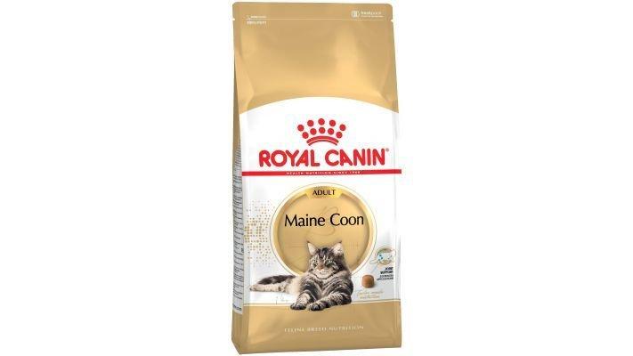 Сухой корм [для кошек ROYAL CANIN MAINE COON мейн-кун, 400 гр.]