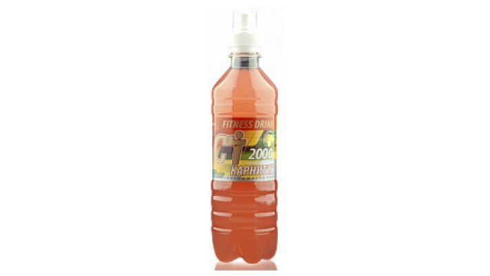 НПО СТ Fitness Drink CT 2000 L-Carnitin[, 500 мл.]