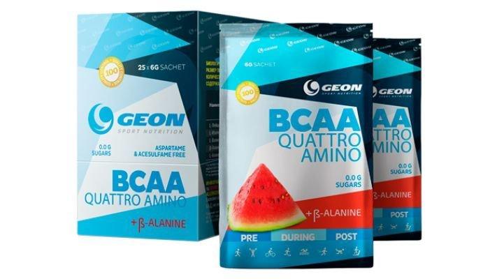BCAA quattro amino[/25 САШЕ 6 гр.]