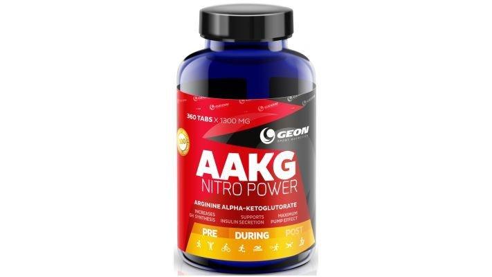 AAKG Nitro power[/120 таб.]