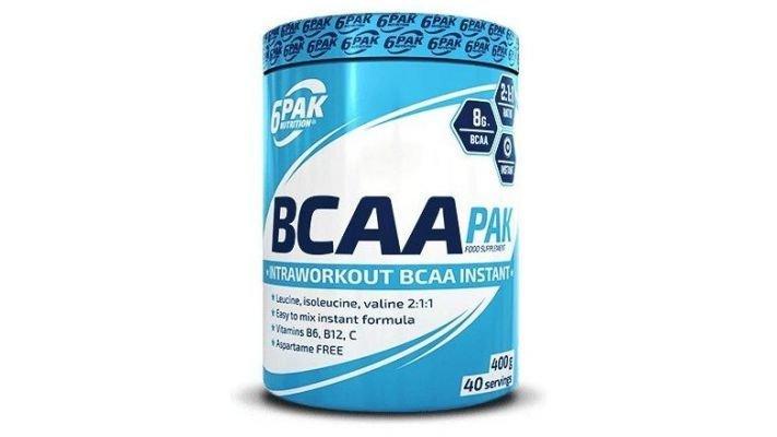 BCAA pak[/400G]