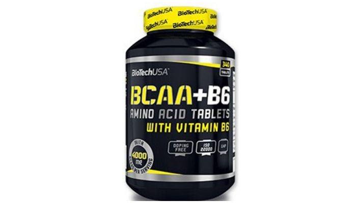 BCAA + B6[/340 TABS]